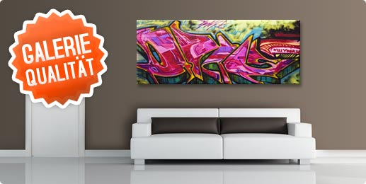 graffiti leinwand bilder graffiti wandbilder graffiti wandbilder graffiti poster wandbilder. Black Bedroom Furniture Sets. Home Design Ideas