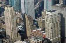 Wandbilder New York Wandbilder  New York Wolkenkratzer Architektur