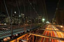 Leinwandbilder New York Wandbilder  New York Brooklyn Bridge Manhattan