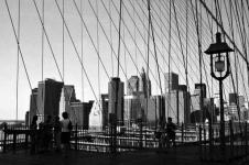 Leinwandbilder New York Wandbilder  Brooklyn Bridge New York