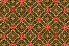 Leinwandbilder Ornamente Wandbilder  Retro Wallpaper Retro Art
