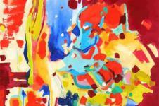 Kunstdrucke Leinwand Wandbilder Kunstdruck Abstrakte Malerei Öl Auf Leinwand