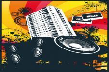 Leinwandbilder Retro und Lounge Wandbilder  The Urban Style Digital Urban Art