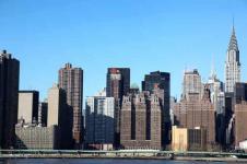 Wandbilder New York Wandbilder  Klassische Architektur in New York