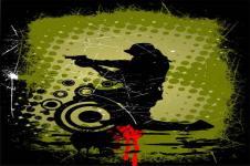 Leinwandbilder Retro und Lounge Wandbilder  Agent Phantom