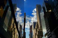 Wandbilder New York Wandbilder  Moderne Architektur New York