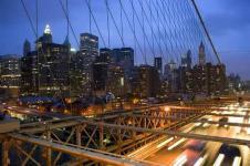 Leinwandbilder New York Wandbilder  Skyline New York City