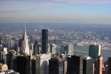 Leinwandbilder New York Wandbilder  Über den Dächern von New York